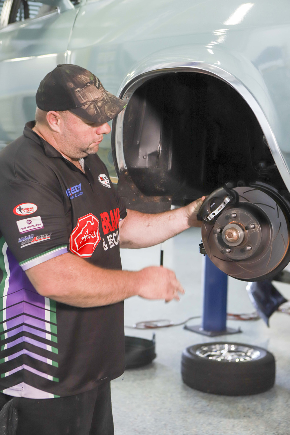 Aussie Brakes For The Best Brake Repair On Gold Coast Auto Mechanic Engine Service Then Chat To Us About A Custom Dyno Tune Your Vehicle Today